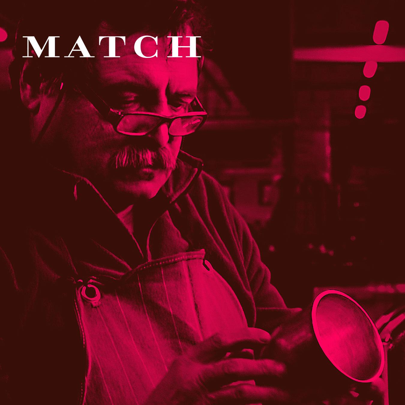 Match Pewter