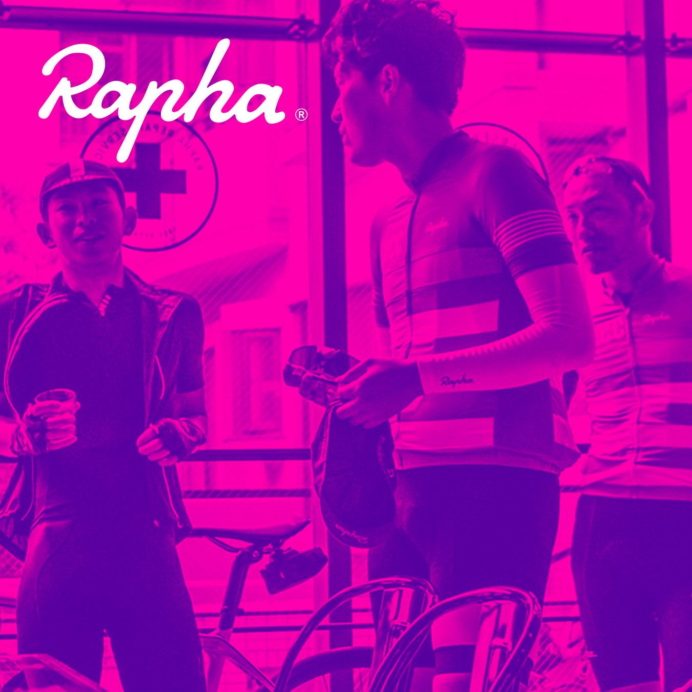 Rapha Clubhouses