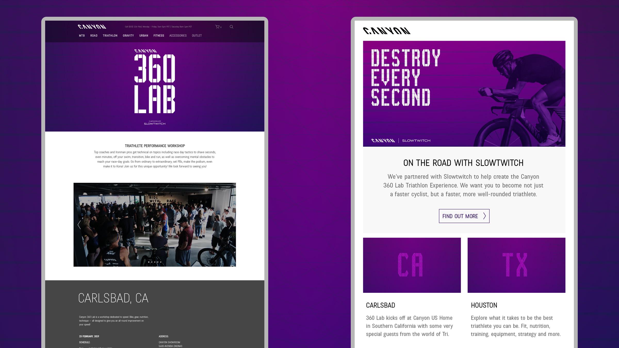 360 Lab digital assets
