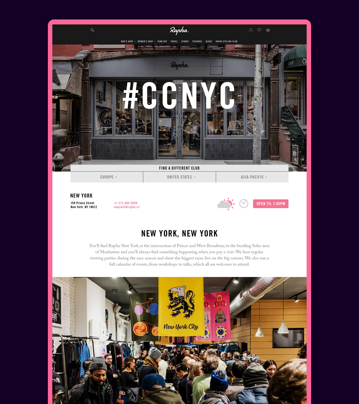 Rapha New York